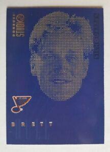 1997-98-DONRUSS-STUDIO-BRETT-HULL-8-LASER-DRILLED-SILHOUTTES-ST-LOUIS-BLUES
