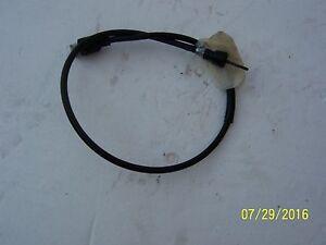 yamaha 1991 phazer ii snowmobile takometer cable ebay