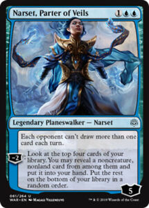 Narset-Parter-of-Veils-x1-Magic-the-Gathering-1x-War-of-the-Spark-mtg-card
