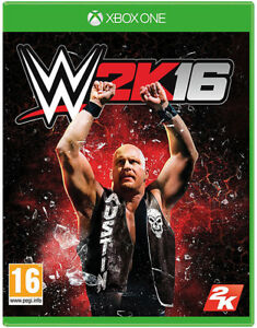 WWE 2K 16  ~ XBox One (in Excellent Condition)