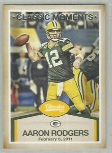 Aaron-Rodgers-Green-Bay-Packers-2016-Classics-CLASSIC-MOMENTS