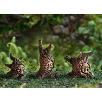 Fiddlehead Fairy Garden Tree Sprites, Set Of 3,