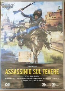 ASSASSINIO SUL TEVERE Dvd Edit Tomas Milian Nuovo SIGILLATO