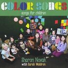 Color Songs: Songs for Children by Sharon Novak (CD, Sep-2012, CD Baby (distributor))