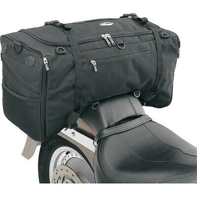 Saddlemen TS3200 Deluxe Sport Tail Bag for Harley Motorcycle Honda Luggage