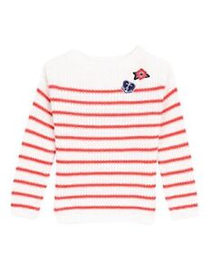 a21bce8cd Nautica Childrens Apparel Toddler Girls Ribbed Sweater W  Metallic ...