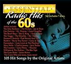 Essential Radio Hits of the 60s [Box] by Various Artists (CD, Aug-2014, 7 Discs, MVD Audio)