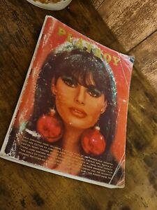 Vintage Playboy Magazine - December 1966 Gala Christmas Issue