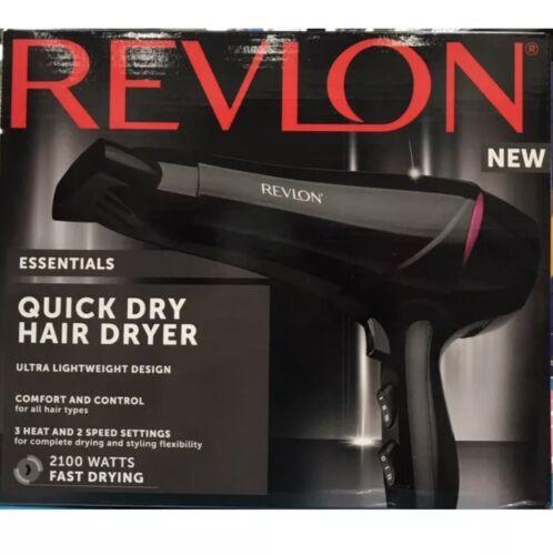 Nuovo di Zecca Revlon Sassoon 2100W Classic Performance Asciugatrice con 2 velocità di calore /& 3