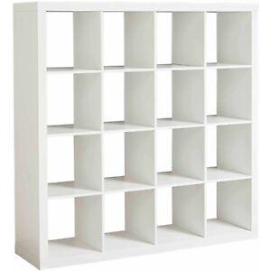 Bon Image Is Loading White Vinyl Record Storage Cabinet Cube Lp Album
