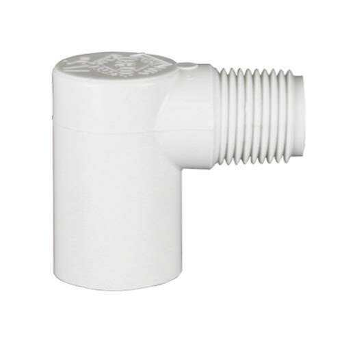 Hydro Flow Bottom Draw Pump Adapter 1//2 in