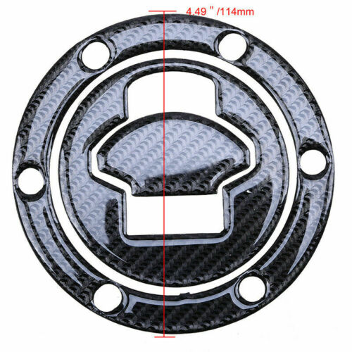 Fuel Gas Tank Cap Cover Decal Protector Durable For BMW R1150R R1150RT 2001-05