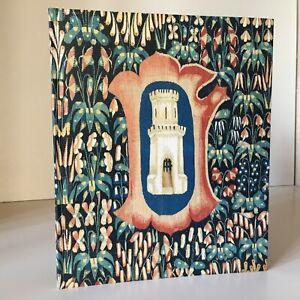Catalogue exposition tapisseries MILLEFLEURS Galerie Blondeel-Deroyan Paris 2000