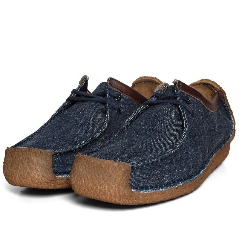 Clarks Originals Natalie Indigo Light Shoe G