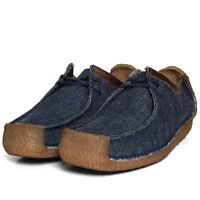 Clarks Originals Men X Natalie Indigo Shoe Uk 7,7.5,8