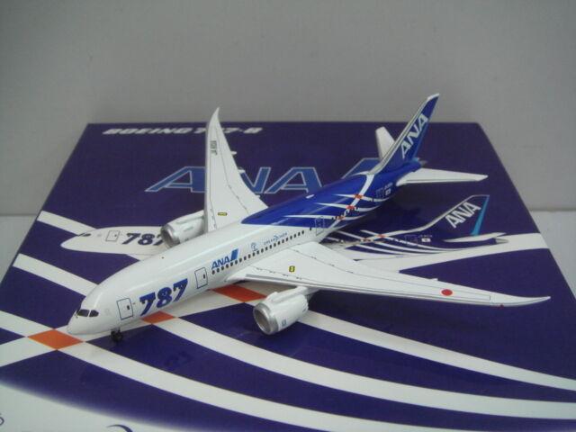 Jc Wings Wings Wings 500 ANA All Nippon Airways nh B787-800  2010s Color de entrega  1 500 d24860
