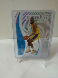 Lebron-James-2019-20-Panini-Illusions-BLUE-SAPPHIRE-Astounding-Lakers-ACETATE-SP