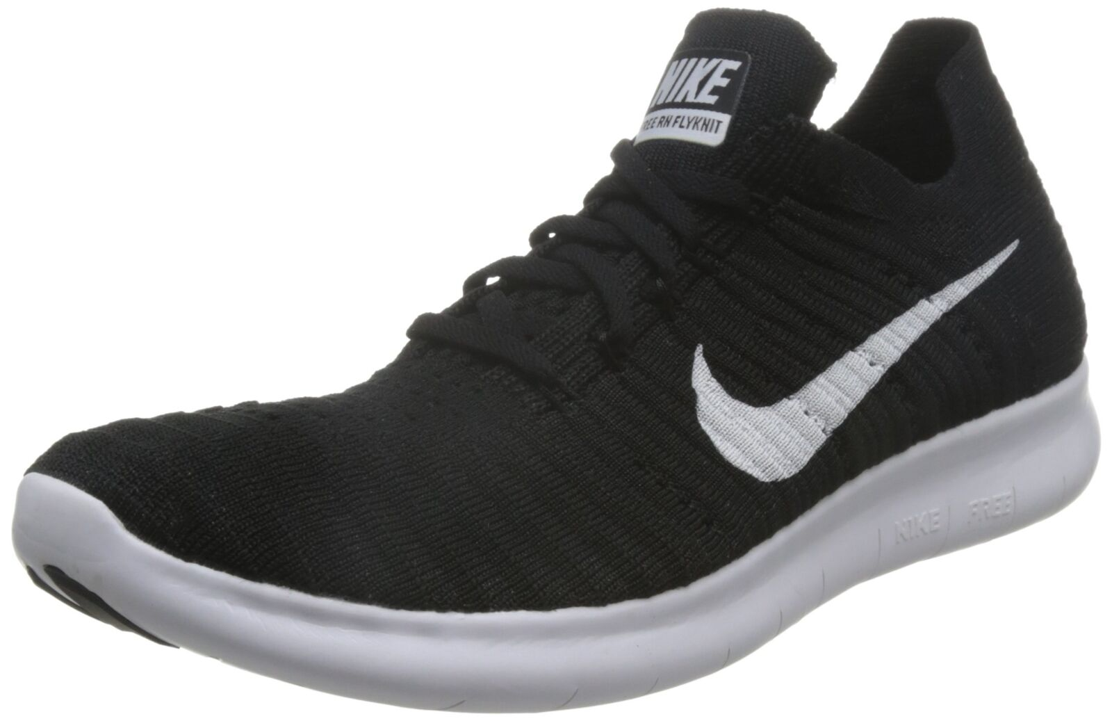 NIKE Men's Free Rn Flyknit Running Shoe Price reduction Brand discount