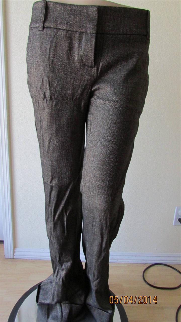 149 Neuf avec étiquettes BEBE Fit & Flare Pantalon Pant Größe 6