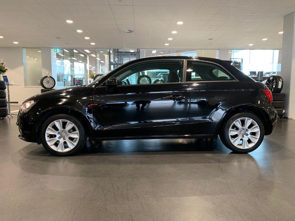 Audi A1 1,2 TFSi 86 Ambition Benzin modelår 2013 km 65000