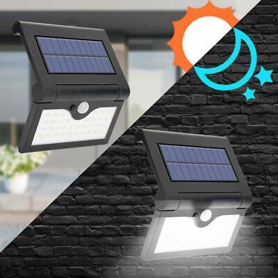 56 LED Outdoor Solarenergie Bewegungsmelder Licht Garten Sicherheit Lamp GY 2X