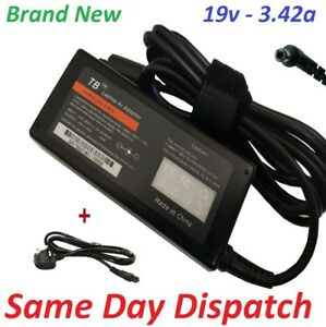 TOSHIBA-LAPTOP-CHARGER-ADAPTER-SATELLITE-C660-L300-L450-19V-3-42A-CABLE