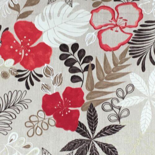 "Harlequin Tissu Rideau//Ameublement Tissu de Coton /""KIANA/"" 3 M Coton 54/"""