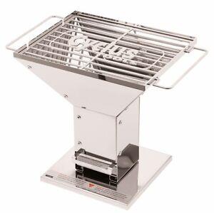 Cyclus-Tools-Mini-Barbecue-a-Charbon-de-Bois-An-Acier-Inoxydable