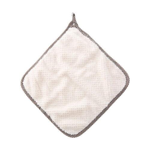 6X Multi-Pack Microfiber  Absorbent Kitchen Washcloth Towel Set Dish Cloths