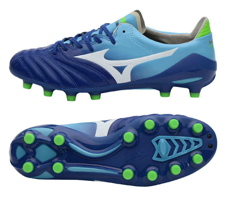 Mizuno Morelia Neo II MD P1GA175314 Soccer Football Cleats Schuhes Stiefel