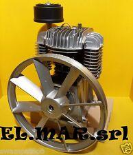 Gruppo Pompante Compressore ARIA HP 5,5 kw 4 700 lt/min Made in Italy Monostadio