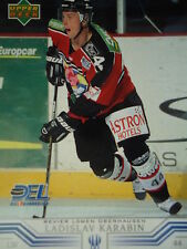 219 Ladislav Karabin Revier Löwen Oberhausen DEL 2001-02