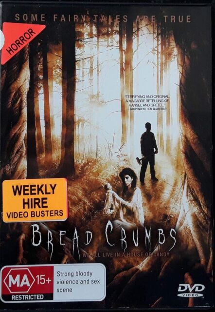Bread Crumbs (DVD, 2012) - Region 4