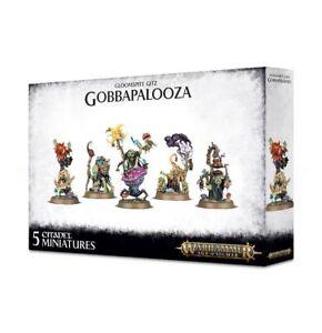 Gloomspite Gitz Gobbapalooza Atelier de jeux Warhammer Âge De Sigmar Grot Goblin