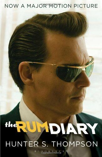 1 of 1 - Rum Diary By Hunter S. Thompson