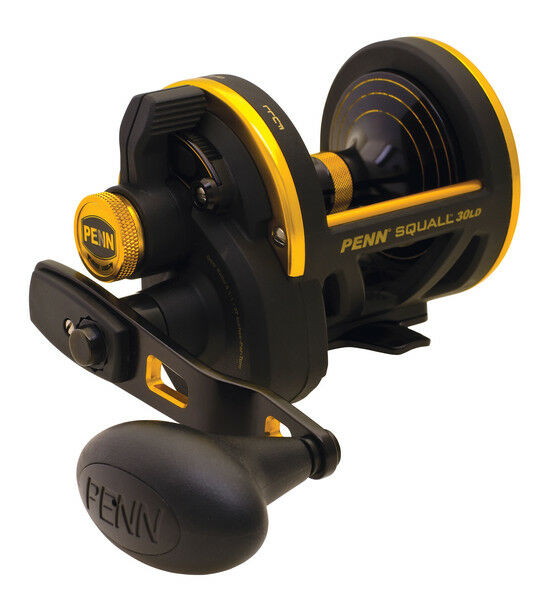 Penn Squall Lever Drag Reel All Models NEU Multipler Reel