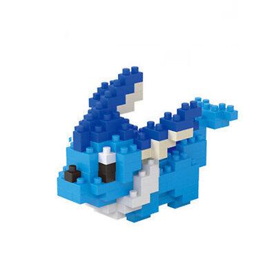 LOZ Nano Mini Diamond Building Blocks Lego Toy Pokemon Pocket Monster Vaporeon