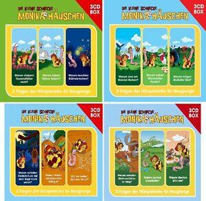 12-CDs-DIE-KLEINE-SCHNECKE-MONIKA-HAUSCHEN-HORSPIEL-BOX-1-4-NEU-OVP