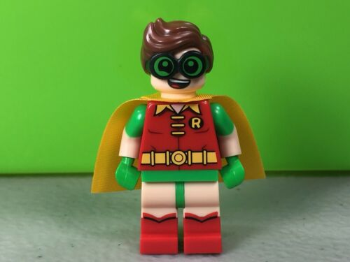 LEGO DC Super Heroes MiniFigure - Robin - Green Glasses (70902) Catcycle Chase