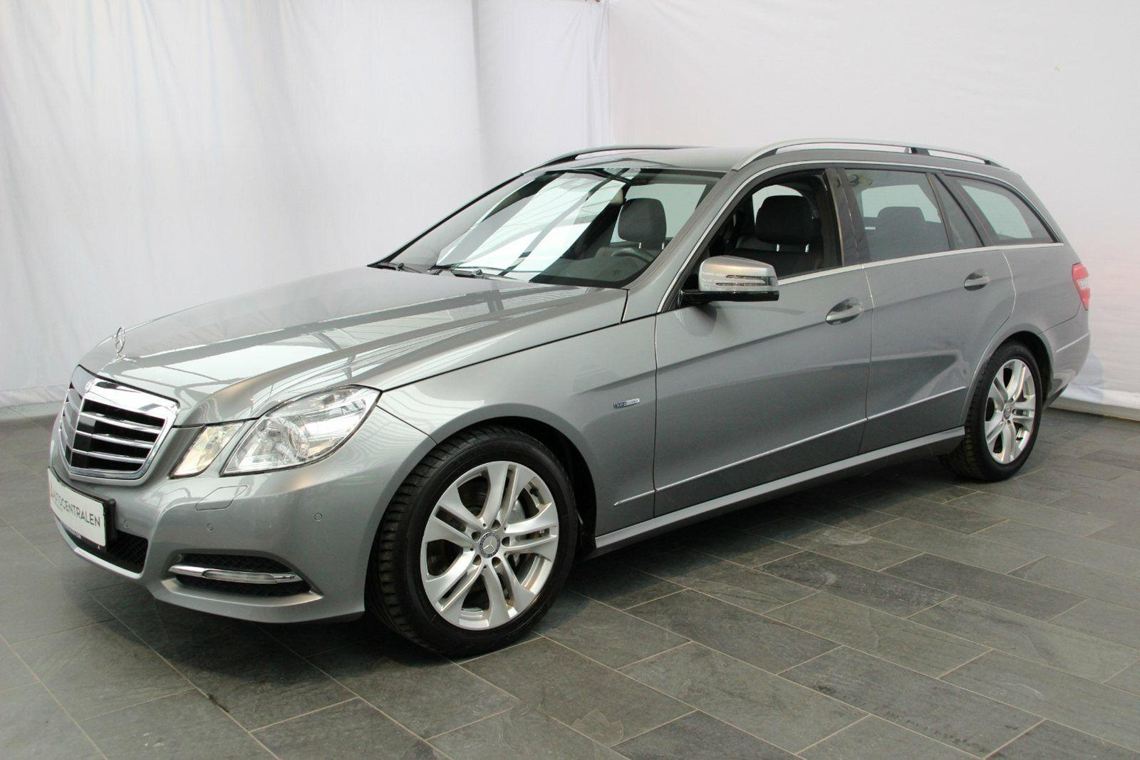 Mercedes E350 3,0 CDi Avantgarde stc. aut. BE 5d - 289.900 kr.
