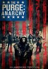 The Purge Anarchy 2014 R1 DVD