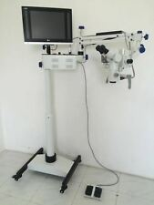 5 Steps Dental Surgical Microscope Led Light Source Amp Accessories New