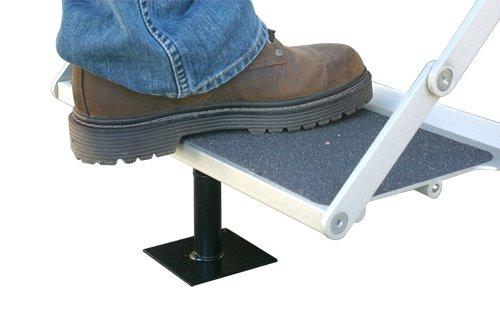 CAMCO RV Step Brace Stabilizer Camper Trailer Ladder Leveler Support Safety 591 for sale online