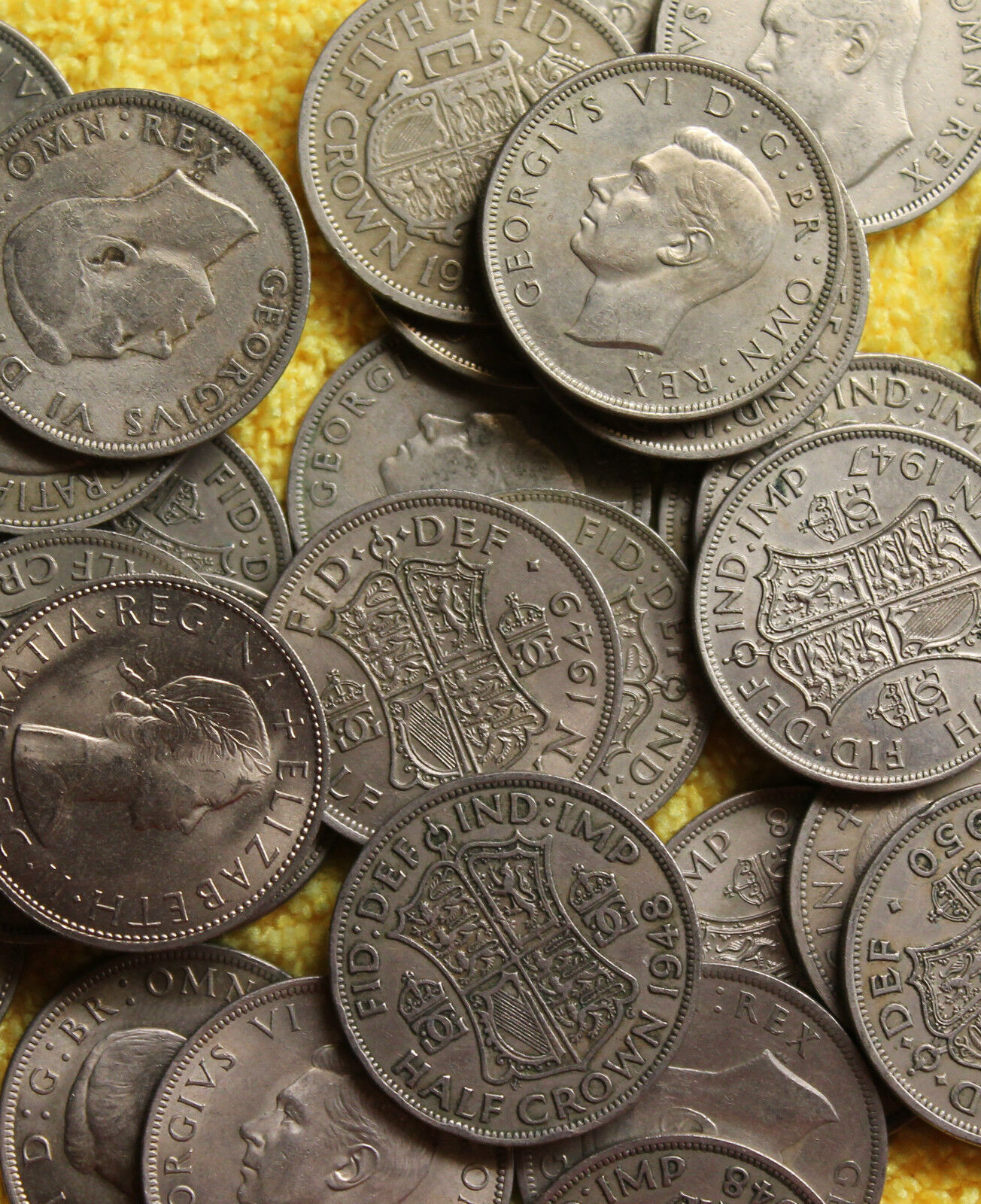 Bert's Quarter Shrinking and Can Crushing Gallery Current uk coins pictures