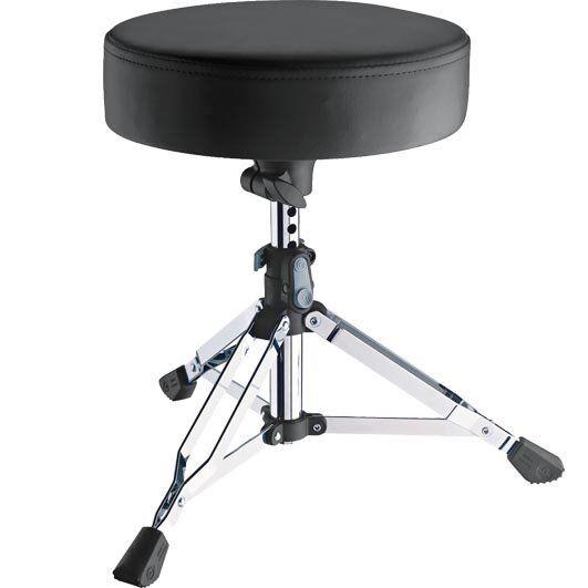 K&M 14010 Drummer Seat Drumhocker Piccolino Extra Deep Drum Stools
