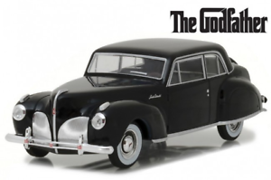 The Godfather 1972 Lincoln Continental 1941 Greenlight 1 43 Scale