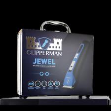 Best on market Clipperman JEWEL TRIMMER Cordless Battery Clipper Low Noise BNWT