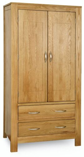 contemporary oak bedroom furniture. Wonderful Furniture Cotswold Solid Contemporary Oak Bedroom Furniture Double Wardrobe With  Drawer Inside A