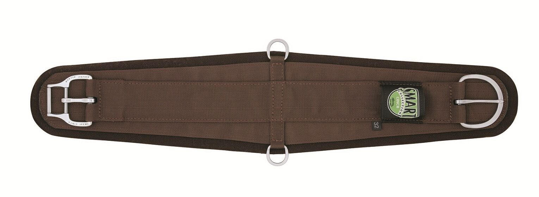 Weaver Leather Nuovo Smart Stringere Roper Neoprene braun - Circonferenza 28
