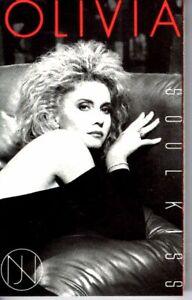 Olivia-Newton-John-Soul-Kiss-1985-Cassette-Tape-Album-Pop-Dance-Rock-80s-90s